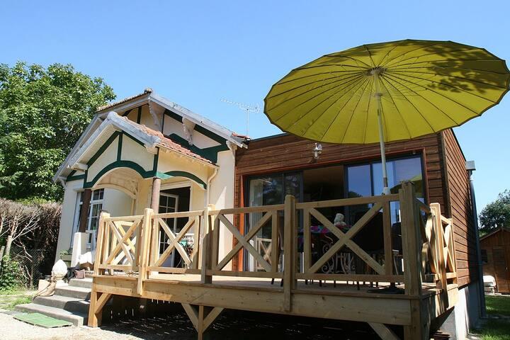 Maison de charme  - Barbizon - Casa