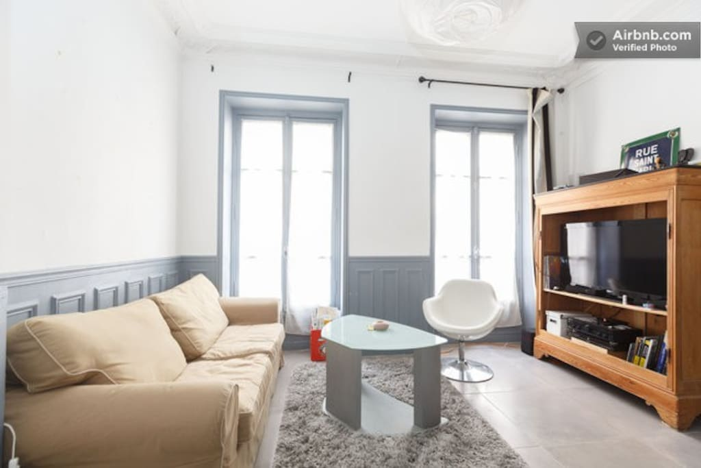 Appart atypique proche de paris appartements louer for Location local commercial atypique paris