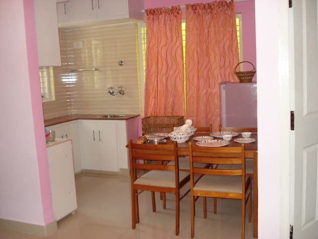 COCONUT VIEW invites you in! - Mysore - Apartment