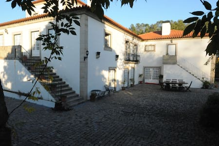 Solar Natureza (5 quartos) - Vila Franca