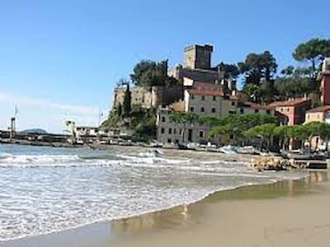 apartment in San Terenzo, Lerici- - San terenzo diLerici - Pis