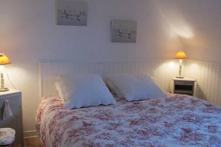 chambre privée dans maison de charme AURAY 56 - Brech