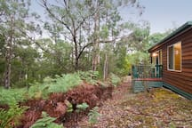 Hidden Valley Cabins: A Step Up from Lorne.