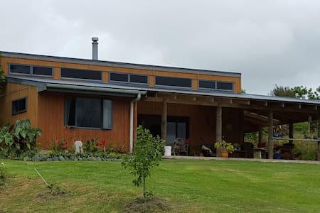 Raratu Lodge - Paeroa - Ev