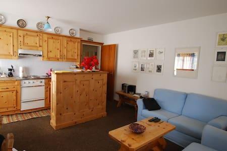 St. Moritz Bad - Saint Moritz - Appartement
