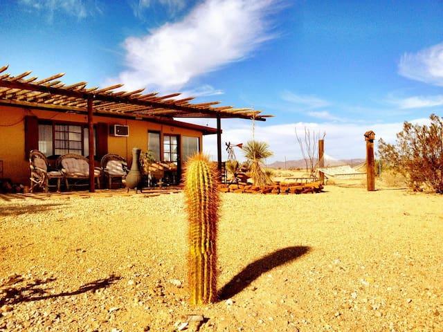 Adobe by Joshua Desert Retreats