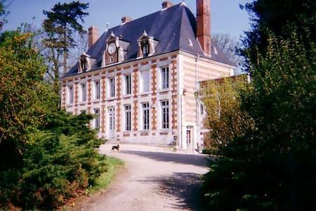 """2""""La Chambre Verte"""", the Green Room - Touffreville-la-Corbeline"""