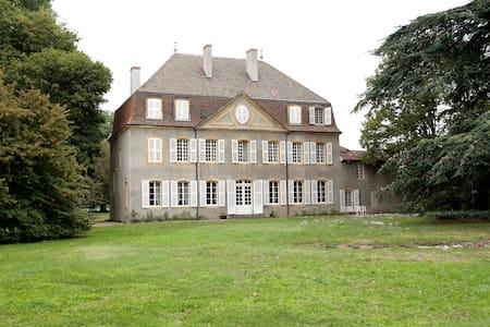 Château de la Bernarde , 18° siècle - Renaison - Κάστρο