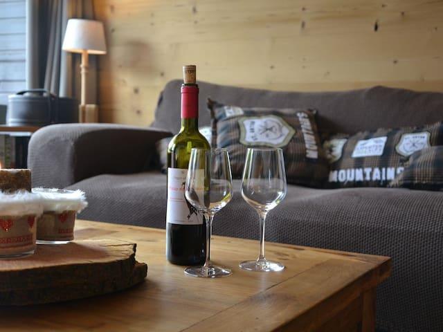 Appartement Montgenevre - proche piste Chalvet - Montgenèvre - Appartement