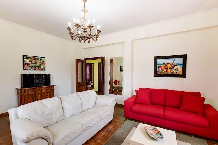 Casa Relax Fam. D'amata