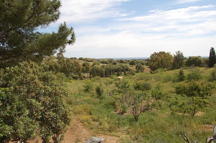 natural farm with sea view - Siniscola