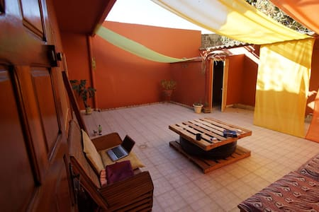 Rooms in Villa - Dakar - Willa