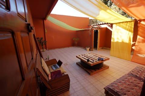 Rooms in Villa