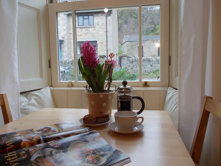 Relax and unwind in beautiful Wensleydale.