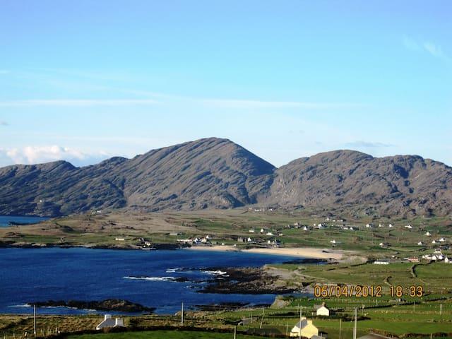 A haven by  Atlantic-near Allihies