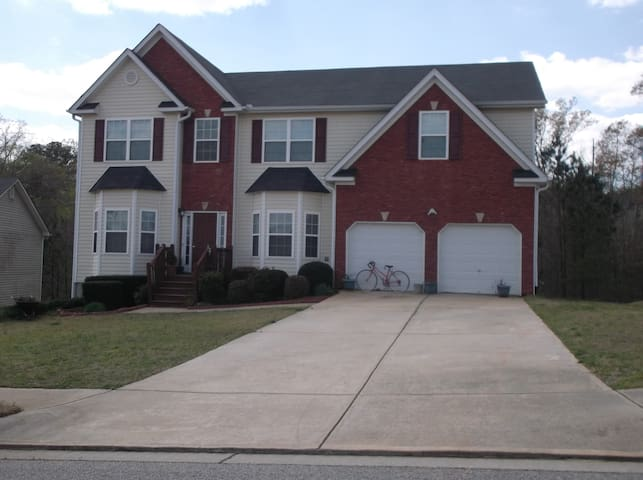 New! Colonial Home-Metro Atlanta!  - Douglasville - Haus