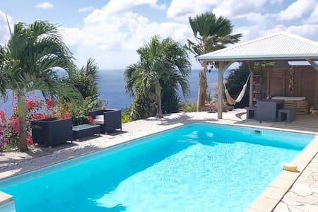 Villa avec piscine - Case-Pilote - House