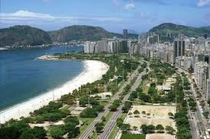 Quarto Aterro do Flamengo - Rio - Departamento
