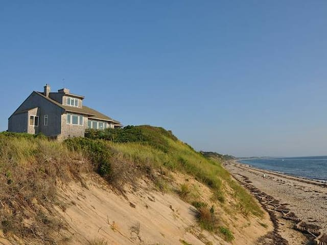 Waterfront Home with Private Beach - Truro - Rumah