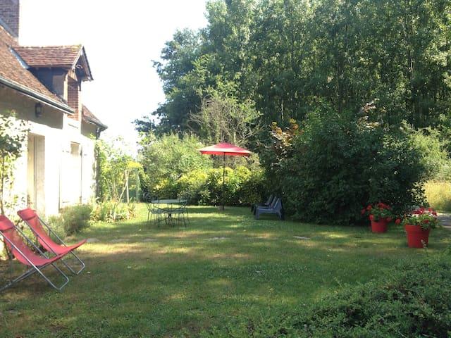 La Petite Maison - Gîte à Cheverny - Cheverny - Casa