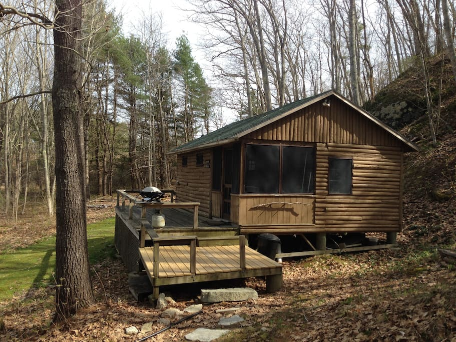 Chesuncook Cabin Knickerbocker Lake Cabins For Rent In
