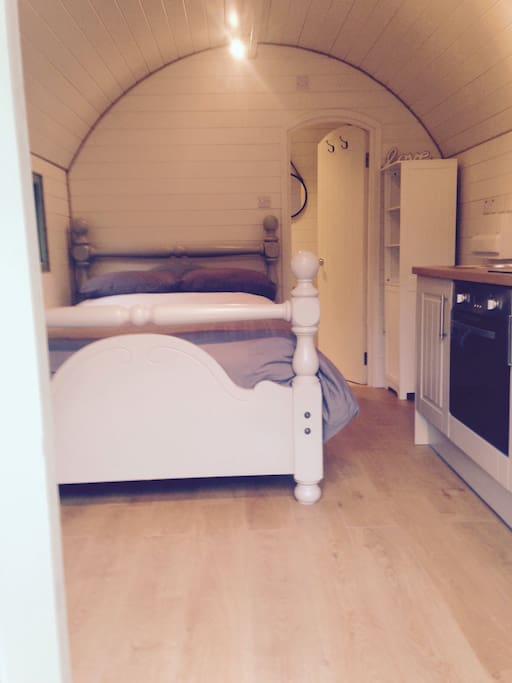 Self catering and modern