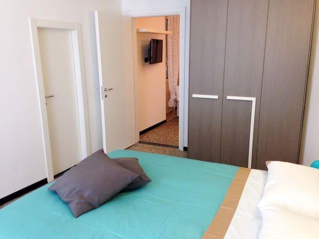 Casa Acquario, 3 rooms, 2bath rooms & parking