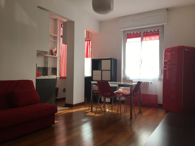 "Amazing Apartment Milan ""Ca Granda"" M5 - Milano - House"