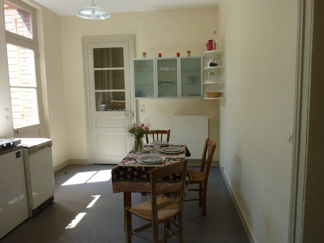 Pleasant flat in the fishermen historical district - Dieppe - Appartement