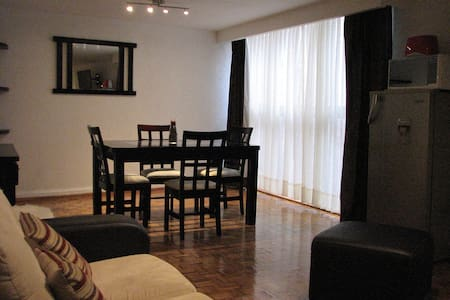 Ema's Flat in Coyoacan Street 2BR - Mexico City - Apartment