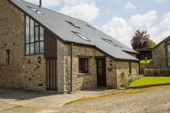 Character barn conversion near Dartmoor