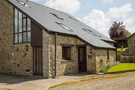 Character barn conversion near Dartmoor - Devon - Ház