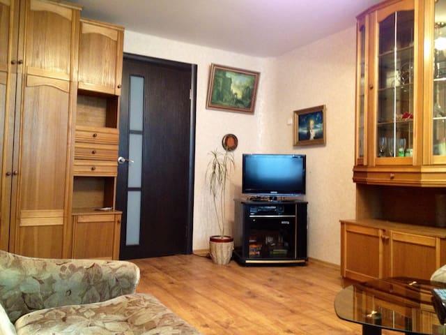 Уютные свежие апартаменты. - Минск - Daire