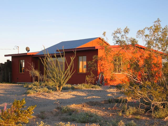 Todos Santos by Joshua Desert Retreats - Joshua Tree - Hus