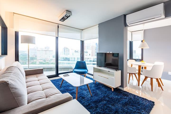 Apartamento 907 - Punta del Este - Art Tower