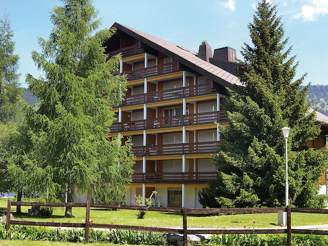 2-room apartment 55 m² in Villars