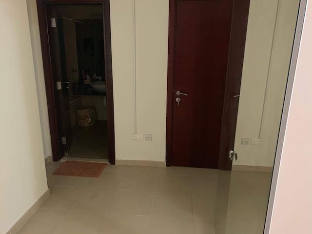 Duplex with storage room 2 bathrooms with balcony