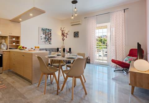 Tres Jolie - Stylish Cityheart Apartment.
