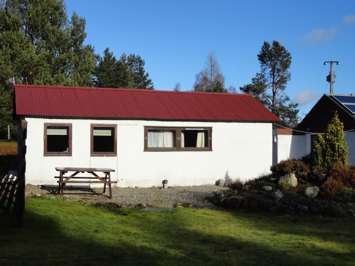 Mondhuie Bothy, NETHY BRIDGE