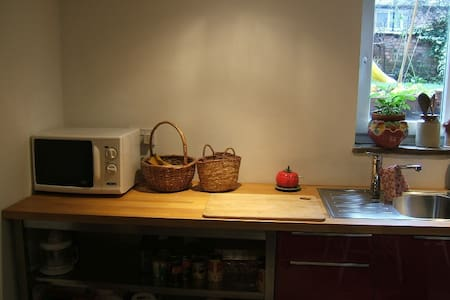 Flat in Victorian Home in Didsbury - Manchester - Appartement