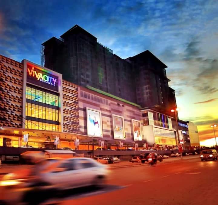 Kuching Viva Apartment