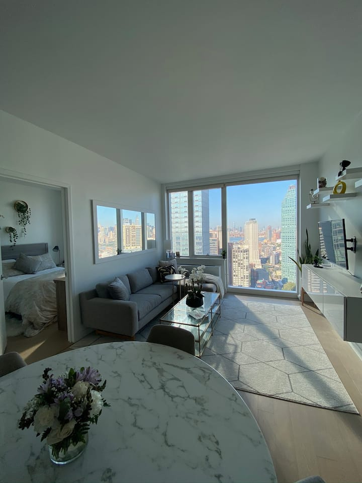 Prime&Luxury Apart - 8 Min to Midtown - Pool&Gym