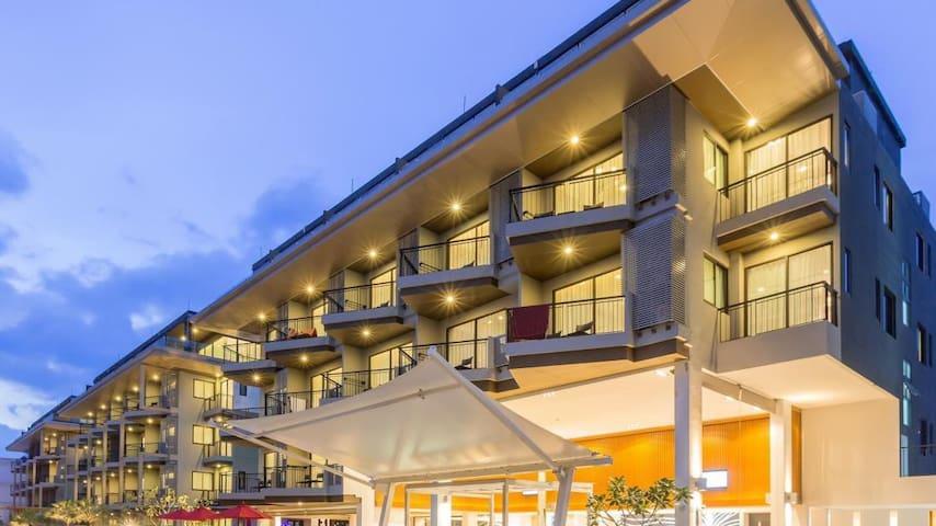 The Charm Resort Phuket - Phuket - Loft