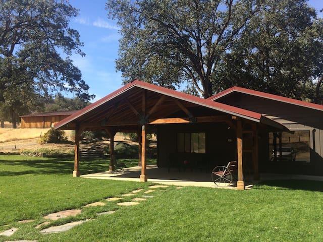 Mariposa,SPRING DEALS,Yosemite,spa,bbq,1 nights ok - Mariposa - Casa