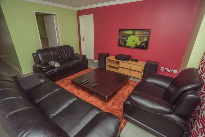 Looking for a serene place? Look no further... - Nairobi - Wohnung