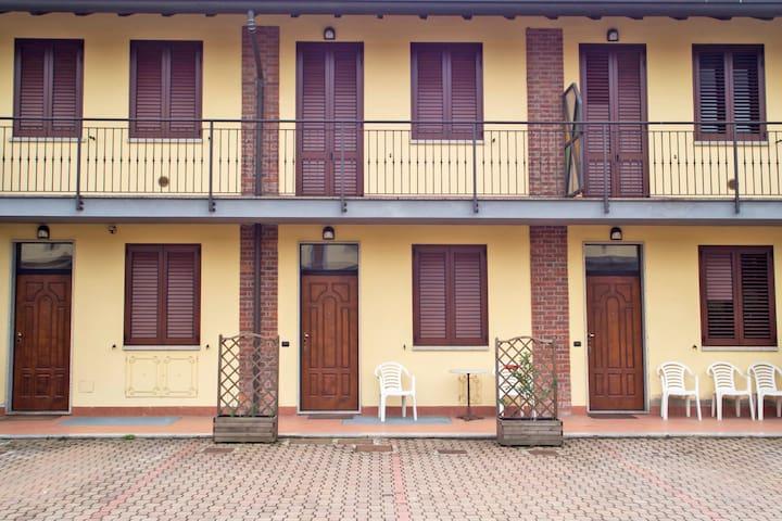 Corte Borrromeo Papavero Rho Fiera - Rho - Apartment