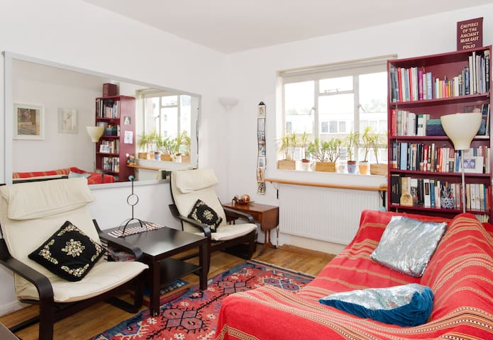 Bright London Flat Close to Centre