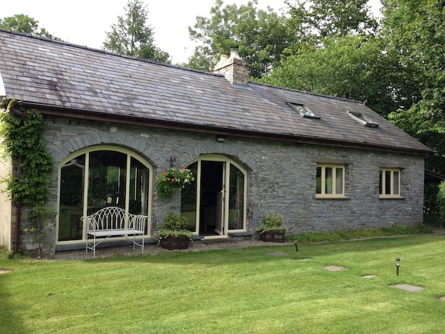 Kingfisher Cottage near Llandeilo - Llandeilo - House