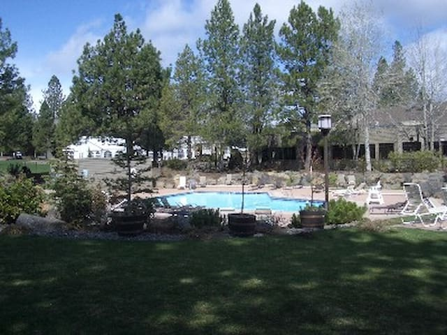 Deluxe condo at the 7th Mtn Resort in Bend, Oregon - Bend - Apto. en complejo residencial