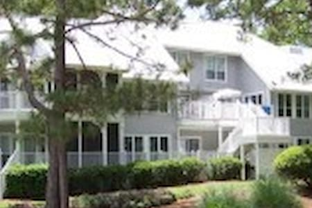 Spacious, Quiet 2 Bedroom Ocean Palms Villa on HHI
